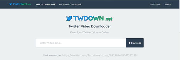 Twitter_TWdown